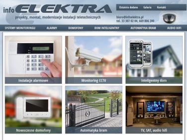 infoElektra - instalacje teletechnicze