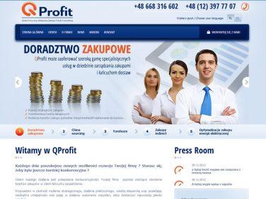 Qprofit - doradztwo zakupowe