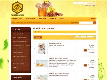 Sklep Okręgowa Spółdzielnia Pszczelarska
